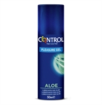 Control Linea Piacere in Coppia Pleasure Gel con Aloe Vera Lubrificante 50 ml