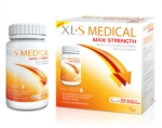XLS Medical Linea Controllo del Peso Max Strenght Integratore 120 Compresse
