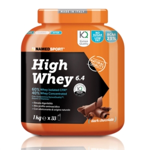 Named Sport Linea Integrazione Sportiva High Whey Cioccolato Fondente 1000 g