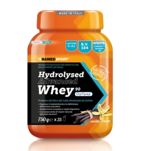 Named Sport Linea Integrazione Sportiva Hydrolysed Advanced Whey Vaniglia 750 g