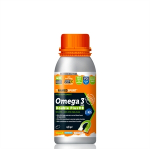 Named Sport Linea Integrazione Sportiva Omega3 Double Plus++ 60 Softgel