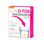 XLS Medical Linea Intestino Sano D Tox Integratore Alimentare 8 Buste Stick