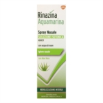 Gsk Linea Dispositivi Medici Rinazina Aquamarina Aloe Isotonica Spray 100 ml